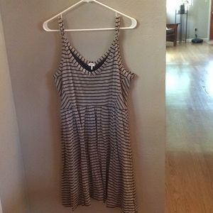 Splendid large dress soft cotton size large